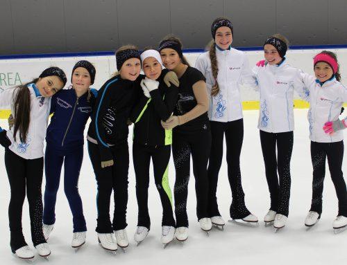 Eiskunstlauf-Workshop in Bruck/Leitha