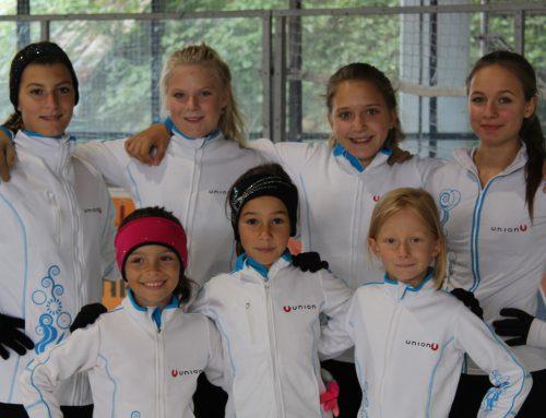 Sommertrainingslager für Eiskunstlauf