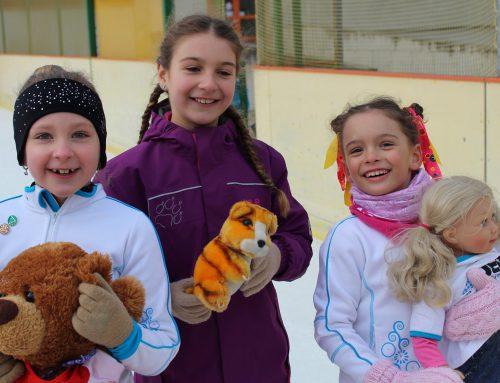 Eiskunstlauf-Talente gesucht!