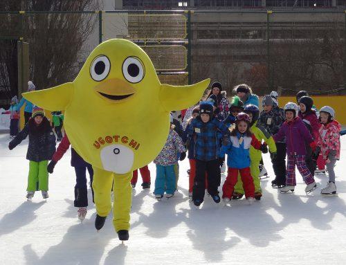 Die Eislaufsaison in Eisenstadt beginnt!