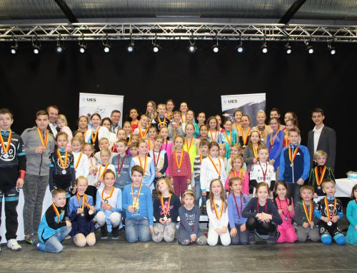 UES-Vereinsmeisterschaft war ein großer Erfolg