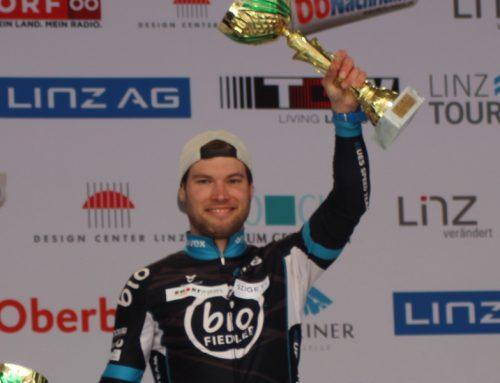 Triumph für Hahnekamp in Linz