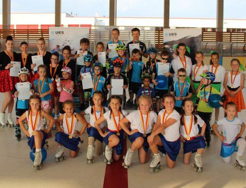 Vereinsmeisterschaft Rollsport 2018