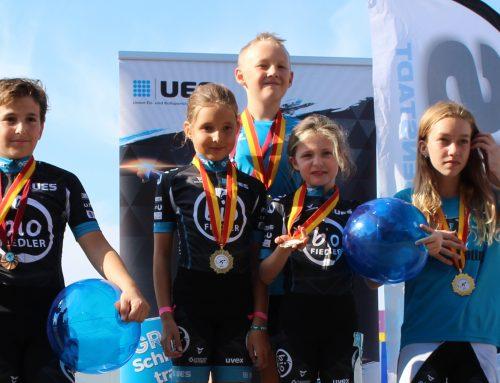 Rekordbeteiligung beim Kids-Cup-Ost in Eisenstadt