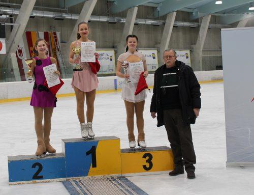 Lisa Schneider landete in St. Pölten auf Platz 1