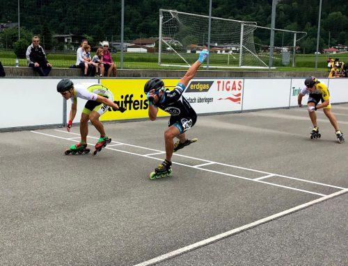 UES-Team trumpft bei Meisterschaften auf