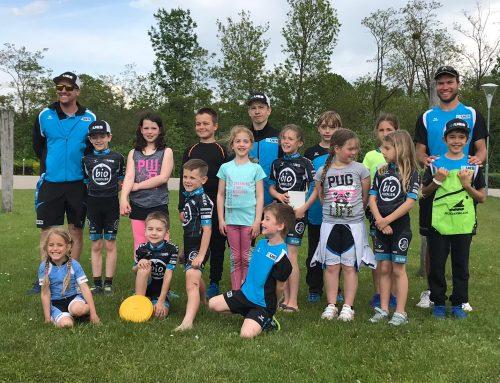 Start in die Inline-Wettkampf-Saison beim Kids-Cup-Ost in Ober-Grafendorf