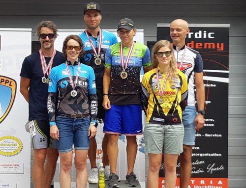Gold und Silber bei Marathon-Staatsmeisterschaft
