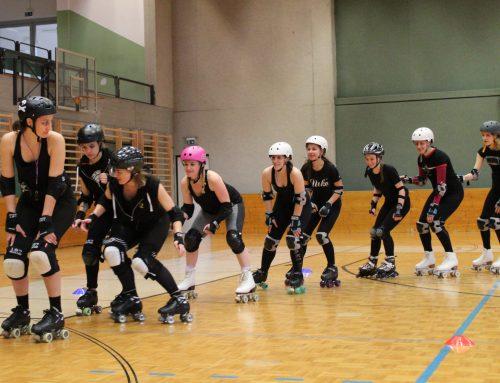 Roller Derby – wir starten in eine neue Saison!